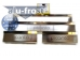 Накладки на пороги Kia Picanto I /2004-2011/. Накладки порогов Киа Пиканто [Alu-Frost]
