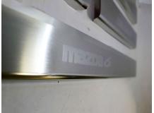 Накладки на пороги Mazda 6 II /2008-2010/. Накладки порогов Мазда 6 [NataNiko]