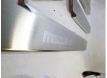 Накладки на пороги Mazda 6 II /FL, 2010-2012/. Накладки порогов Мазда 6 [NataNiko]