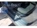 Накладки на пороги Skoda Superb II /2008-2015/. Накладки порогов Шкода Суперб [Alu-Frost]