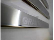 Накладки на пороги Lada Granta (2190/2191) /2011+/. Накладки порогов Лада Гранта [NataNiko]
