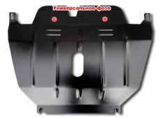 Защита двигателя Nissan X-Trail T32 /2014+/. Защита редуктора (дифференциала) Ниссан ИксТрейл [Titan]