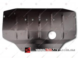 Защита двигателя Audi 80 (B4) /1991-1995/. Защита картера двигателя Ауди 80 [Titan]