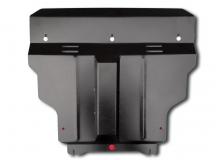 Защита двигателя Chery A13 /V1.5, 2006+/. Защита картера двигателя и КПП Чери А13 [Titan]