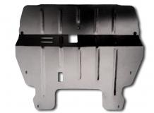 Защита двигателя Ford Mondeo IV /2007-2014/. Защита картера двигателя, КПП и радиатора Форд Мондео [Titan]