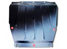 Защита двигателя Ford Tourneo Connect I /2002-2013/. Защита картера двигателя и КПП Форд Торнео Коннект [Titan]
