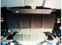 Защита двигателя Great Wall Haval H3 /2005+/. Защита картера двигателя и радиатора Грейт Вол Хавал Н3 [Titan]
