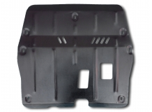 Защита двигателя Honda Accord VI /1997-2002/. Защита картера двигателя и КПП Хонда Аккорд [Titan]