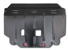 Защита двигателя Hyundai Elantra MD /2010-2015/. Защита картера двигателя и КПП Хюндай Элантра [Titan]