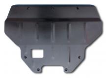 Защита двигателя Infiniti FX37 (S51) /2008-2013/. Защита картера двигателя Инфинити ФХ37 [Titan]