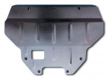 Защита двигателя Infiniti FX50 (S51) /2008-2013/. Защита картера двигателя Инфинити ФХ50 [Titan]