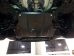 Защита двигателя Kia Cerato III (YD) /2013-2020/. Защита картера двигателя и КПП Киа Церато [Titan]