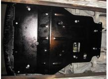 Защита двигателя Lexus GS III (GS300) /2004-2011/. Защита картера двигателя Лексус ЖС [Titan]
