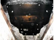 Защита двигателя Lexus GS III (GS350) /2004-2011/. Защита картера двигателя Лексус ЖС [Titan]