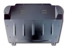 Защита двигателя Lexus RX II (RX300) /2003-2008/. Защита картера двигателя и КПП Лексус РХ [Titan]