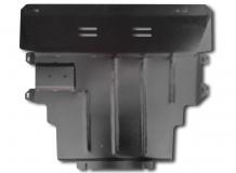 Защита двигателя Mazda 3 II /V1.6, V2.0, 2008-2013/. Защита картера двигателя и КПП Мазда 3 [Titan]