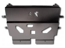 Защита двигателя Peugeot 308 I /2007-2013/. Защита картера двигателя и КПП Пежо 308 [Titan]