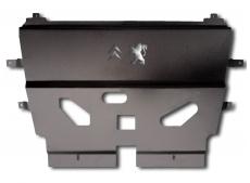 Защита двигателя Peugeot 5008 /2009-2016/. Защита картера двигателя и КПП Пежо 5008 [Titan]