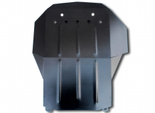 Защита двигателя Seat Inca /1995-2003/. Защита картера двигателя и КПП Сеат Инка [Titan]