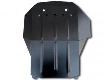 Защита двигателя Seat Toledo I (1L) /1991-1999/. Защита картера двигателя и КПП Сеат Толедо [Titan]