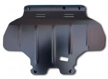 Защита двигателя Subaru Legacy IV /2003-2009, V2.0, V2.5/. Защита картера двигателя Субару Легаси [Titan]