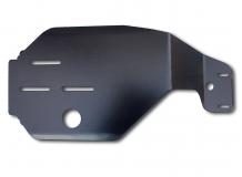 Защита двигателя Subaru Legacy IV /2003-2009, V2.0, V2.5/. Защита редуктора (дифференциала) Субару Легаси [Titan]