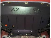 Защита двигателя Suzuki Swift V /2010-2017/. Защита картера двигателя и КПП Сузуки Свифт [Titan]