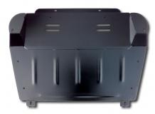 Защита двигателя Toyota Camry V40 /2006-2011, V2.4, V3.5/. Защита картера двигателя и КПП Тойота Камри [Titan]