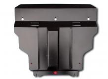 Защита двигателя ZAZ Forza /2011+/. Защита картера двигателя и КПП ЗАЗ Форза [Titan]