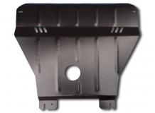 Защита двигателя ZAZ Vida /2012+/. Защита картера двигателя и КПП ЗАЗ Вида [Titan]